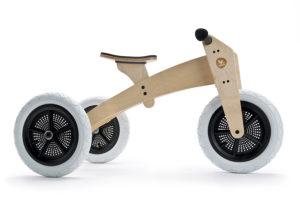 Bicicleta whisbone de madera ecológica